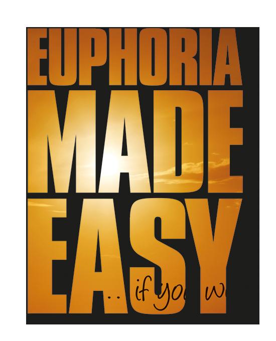 Euphoria made easy title