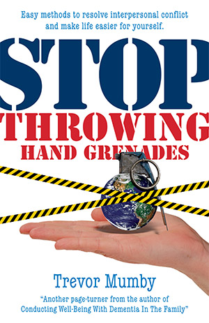 Stop throwing hand grenades